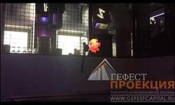 """Поставка инсталляции Air Vision в технологичный гаджет-ресторан""""GadgetStudio"""""""