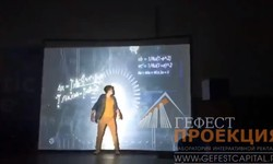Компания Гефест Капитал представила интерактивный шоу-танец на открытие мероприятия Arctic Wave в г. Норильск
