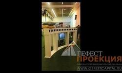 Аренда фотоактивности Bullet Time на ежегодном мероприятии OPEN HOUSE`17 для IKEA Centres Russia, 28 сентября в гостинице Украина,г.Москва